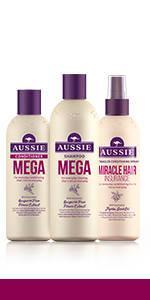 aussie Mega hair collection