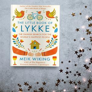 Lykke Meik Wiking Happiness Danish Happiest People International Global