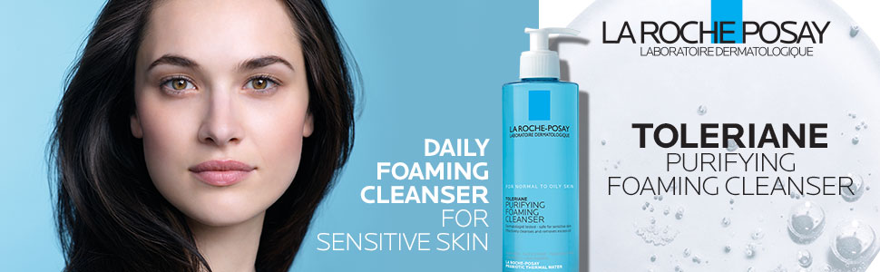 toleriane purifying cleanser