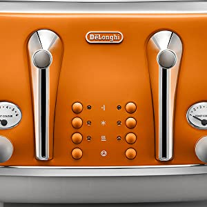 electronic function toaster