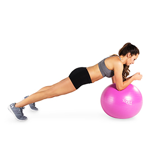 Exercise Ball Workout