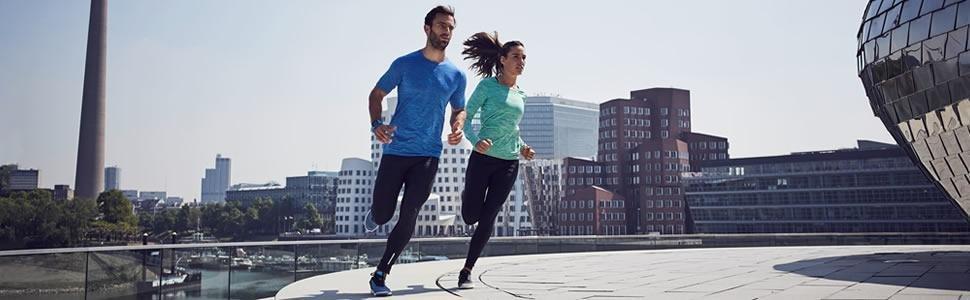 Sigma ID.Run HR Reloj de Actividad, Negro: Amazon.es: Deportes y ...