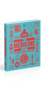 medicine book, understand medicine, medical history
