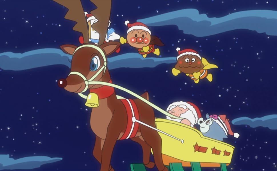 クリスマス場面写