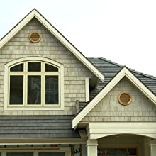 two gable vents
