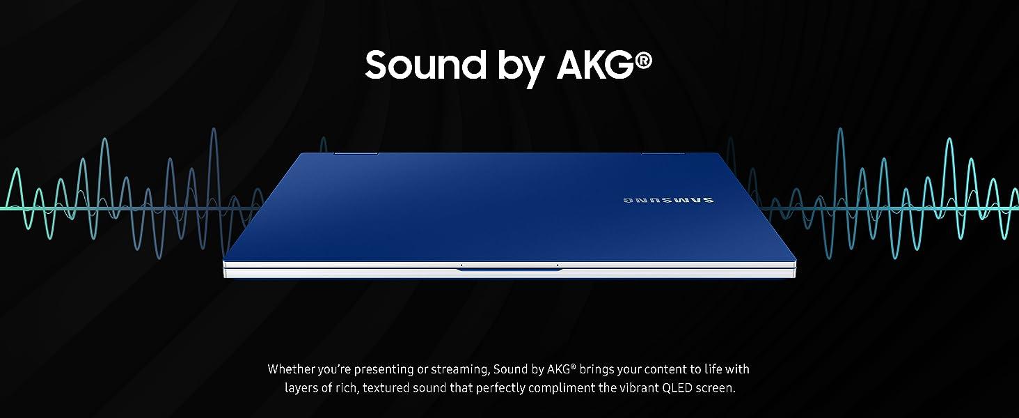 Sound by AKG