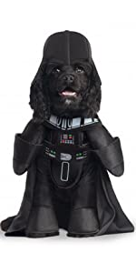 Amazon.com: Rubies Costume Star Wars Collection Pet Costume ...