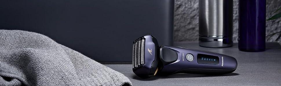Panasonic ES-LV67-A803 - Afeitadora premium (Motor ultrarrápido, 5 ...