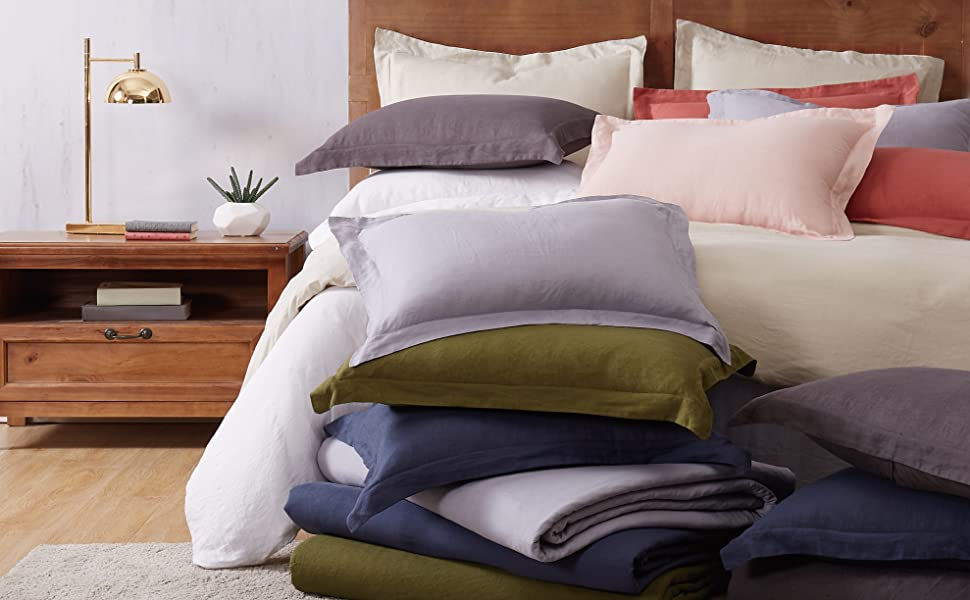 The Brooklyn Loom Duvet Collection