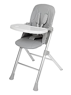 infasecure infa secure essen high chair low grey