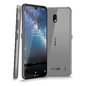 Nokia, nokia mobile, nokia 2.2, android, pie, biometric, face unlock, security, notch, display