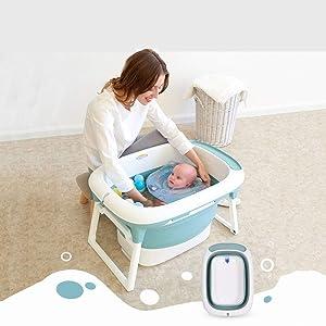 Babify Aqua Plus - Vasca da bagno per bambini