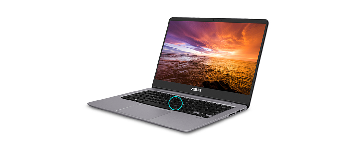 ASUS ZenBook UX410UA-AS74 Ultra-Slim Laptop