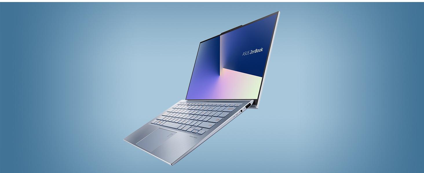 UX392 ZenBook S13 hotspot