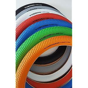 Vandorm 20 BMX Tyres DRIFTER R2R 20 x 2.00 Colour Ramp Bike Tyres
