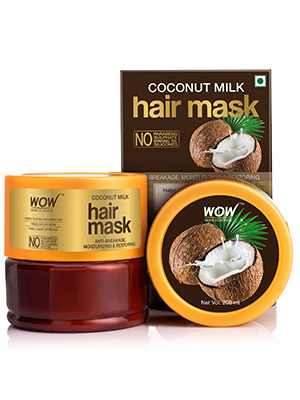 Wow Skin Science Coconut Milk Hair Mask - 200 ml
