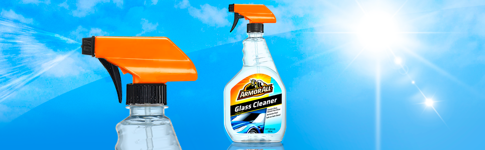 Armor All Glass Cleaner Offers Amazing Clarity and a Streak-Free Shine