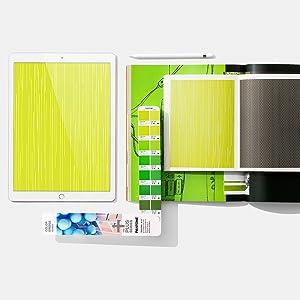 PANTONE Plus GG6103N ColorBridge Guide Coated - Multi-Colour