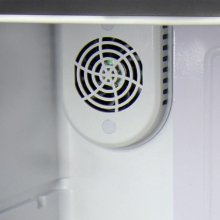 Fan-Forced Cooling for Super Cool Temperatures