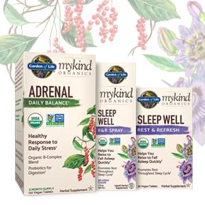 garden of life mykind organics herbals