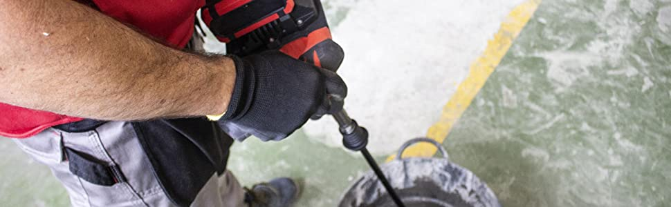 Rubi 26965 Mezclador, Rojo: Amazon.es: Bricolaje y herramientas