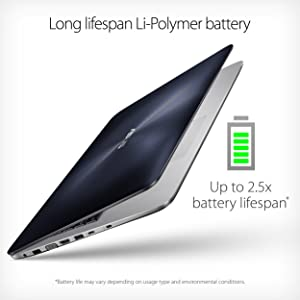 "ASUS VivoBook X556UQ 15.6"" FHD Laptop, 7th Gen Intel Core i7, 8GB RAM, 512GB SSD, 940MX graphics"