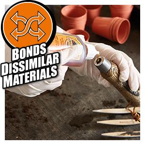 Bonds Dissimilar Materials