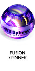 NSD Fusion Spinner