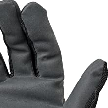 High abrasion 10W synthetic suede palm