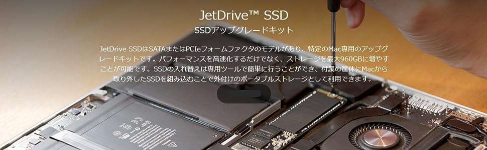 Transcend 480GB JetDrive 500 SATA 6Gb//s SSD A1369 2011 Macbook Air TS480GJDM500
