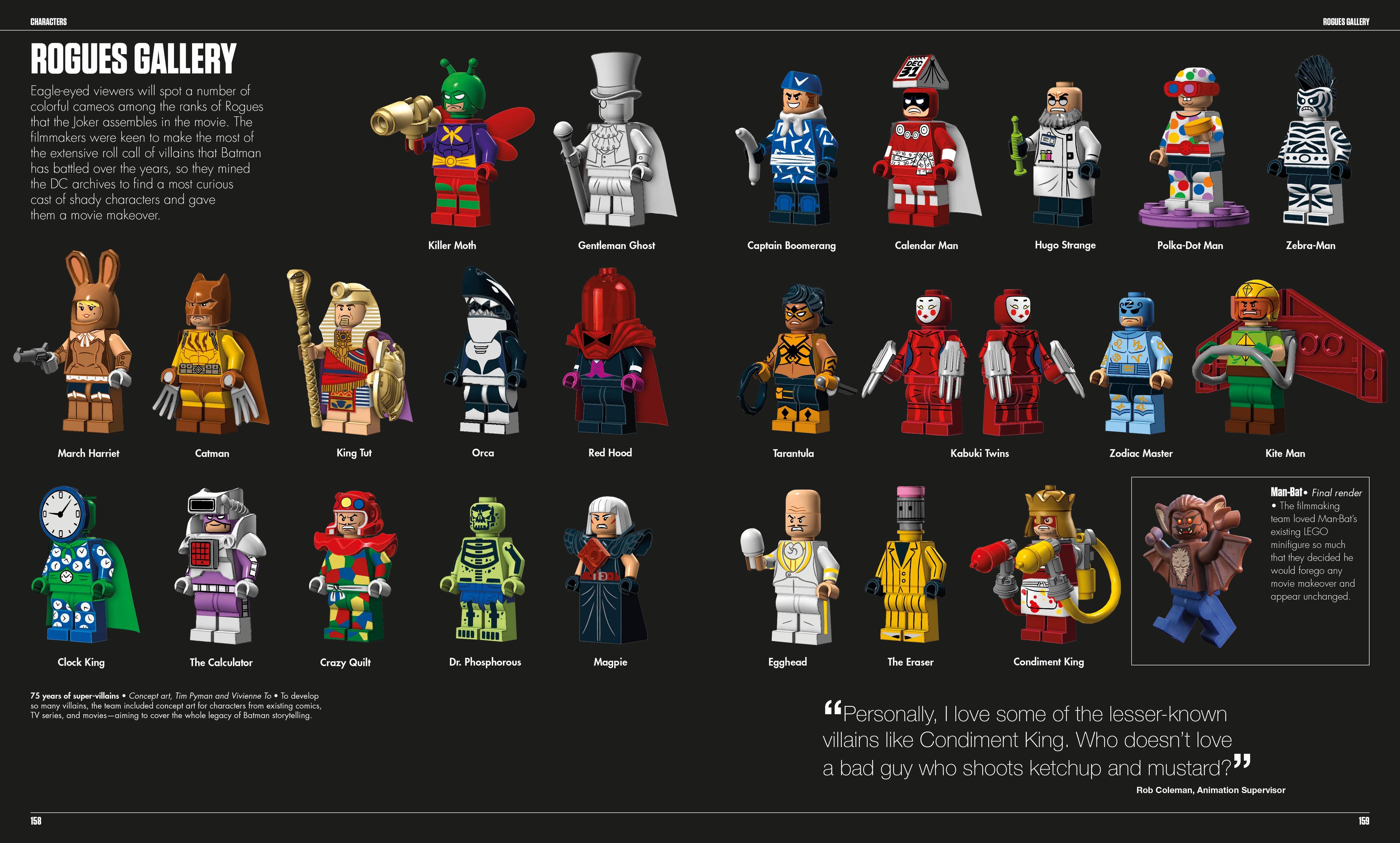 The Lego Batman Movie 2018 Batman Brickpicker