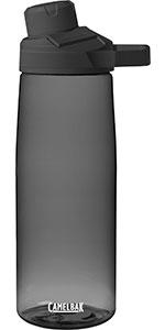 water bottle, camelbak, leak proof water bottle, plastic water bottle, bpa free bottle, drink bottle