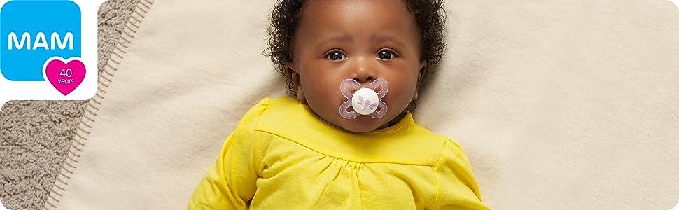 mam newborn pacifier