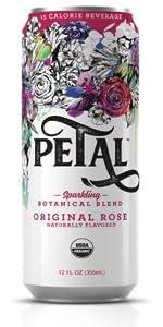Original Rose Petal Sparkling Botanical Water