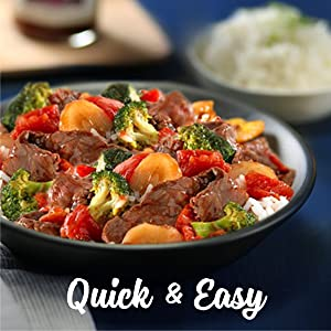 Quick and easy Chinese meals from La Choy