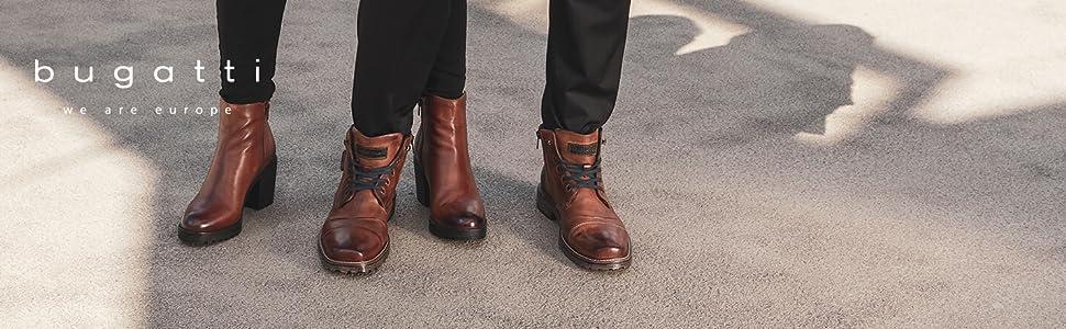 Bugatti Herren 321612501214 Klassische Stiefel