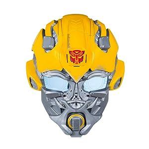 Transformers 5 - Máscara Bumblebee (Hasbro C1324ES0): Amazon.es ...