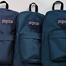 JanSport SuperBreak Iconic JanSport Style  The look and quality that started it all