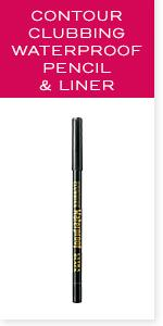 Bourjois Contour Clubbing Waterproof Pencil & Liner