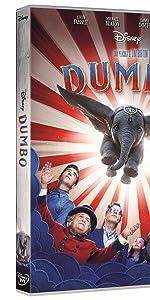 DVD dumbo Disney Imagen real