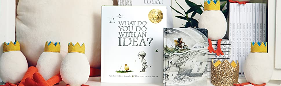 what do you do with an idea, compendium