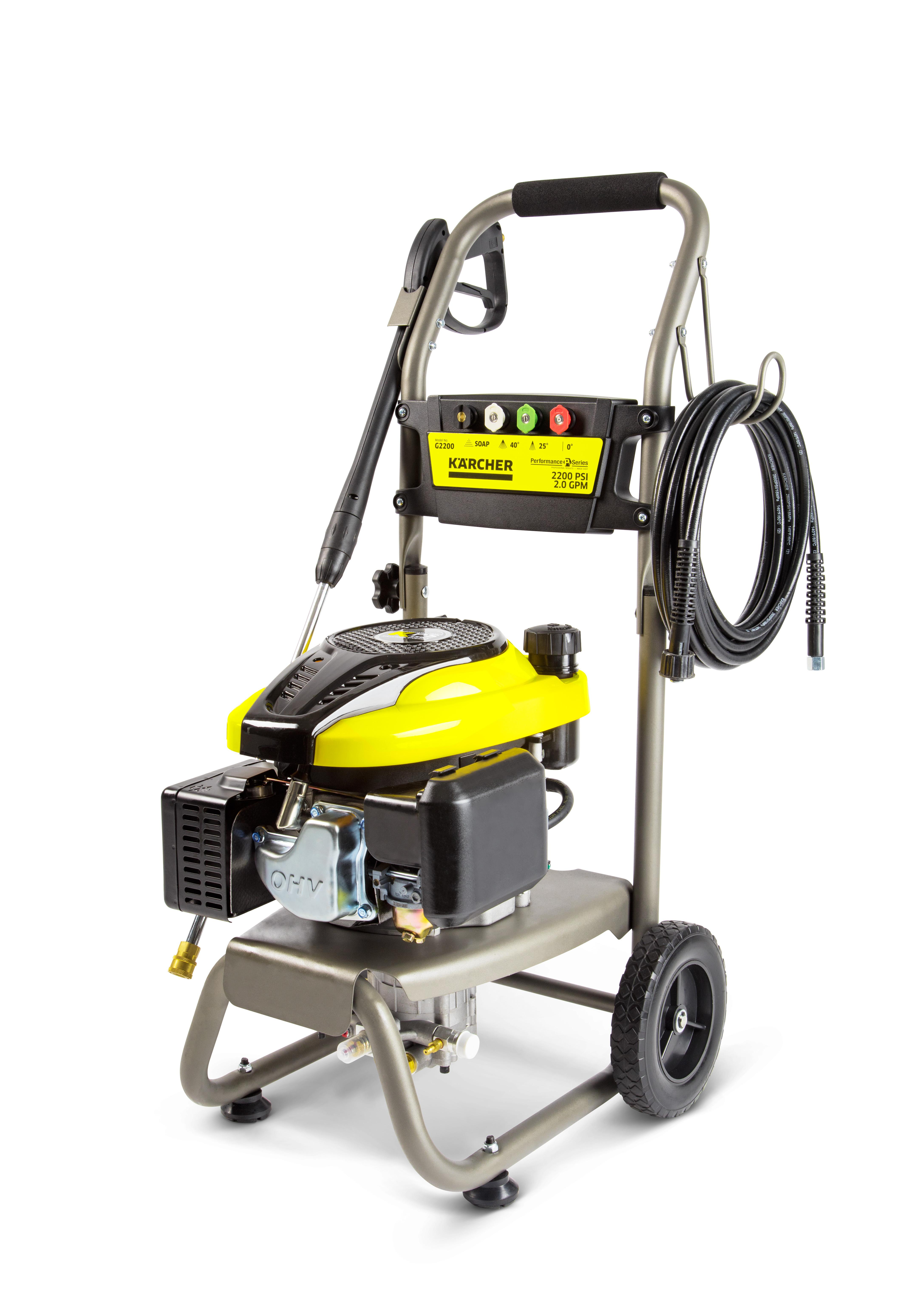 amazoncom karcher  performance series gas power pressure washer  psi  gpm