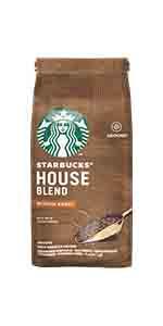 STARBUCKS House Blend Roast & Ground