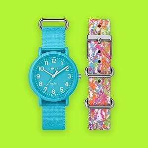 Timex Weekender Color Rush