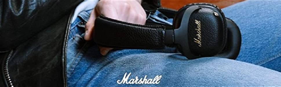 Marshall Mid Active Noise Cancelling (A.N.C.) Headphones