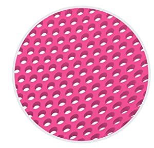 angelcare bath support pink mesh