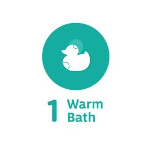 Warm Baby Bath