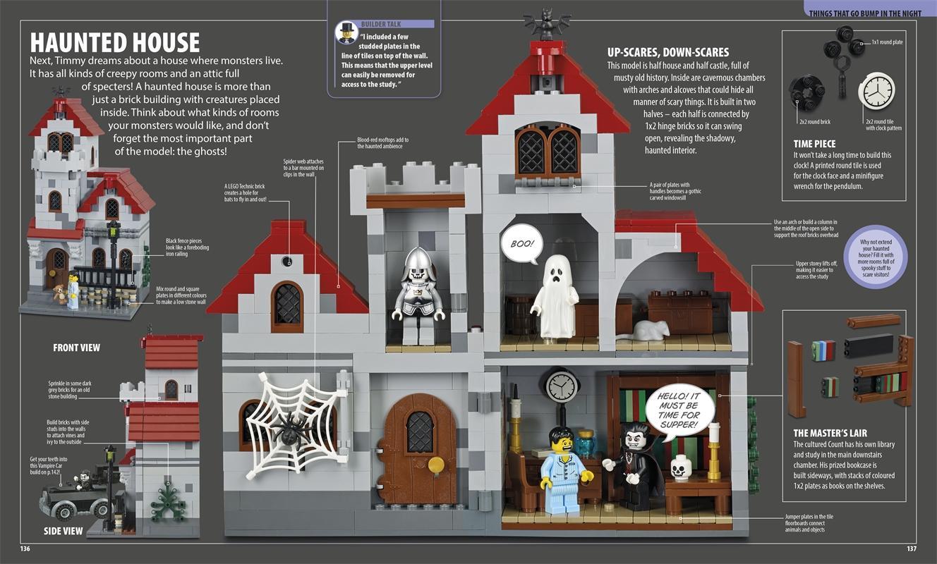 Lego Play Book Ideas To Bring Your Bricks To Life Daniel Lipkowitz 9781465414120 Amazon Com