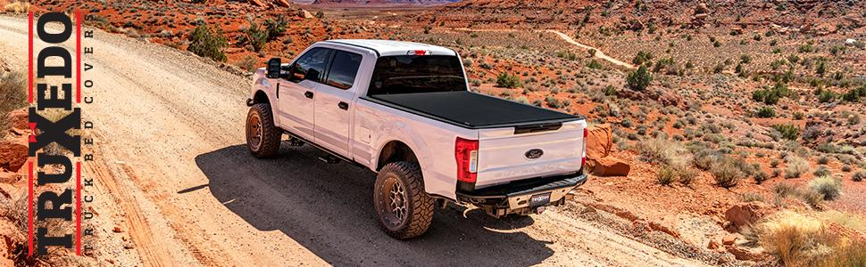 Amazon Com Truxedo Sentry Ct Hard Rolling Truck Bed Tonneau Cover 1597716 Fits 15 20 Ford F 150 5 6 Bed Automotive
