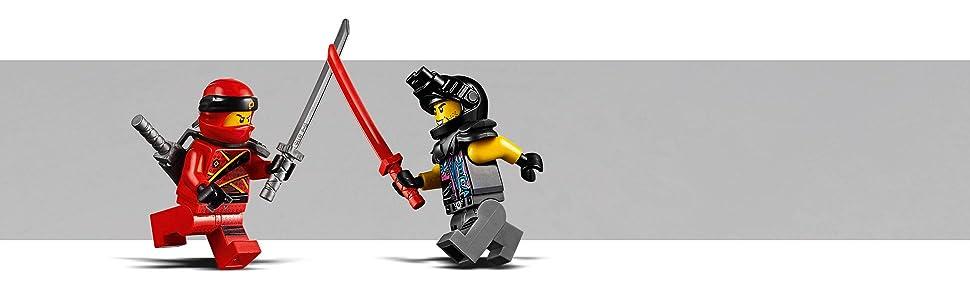 lego, ninjago, katana